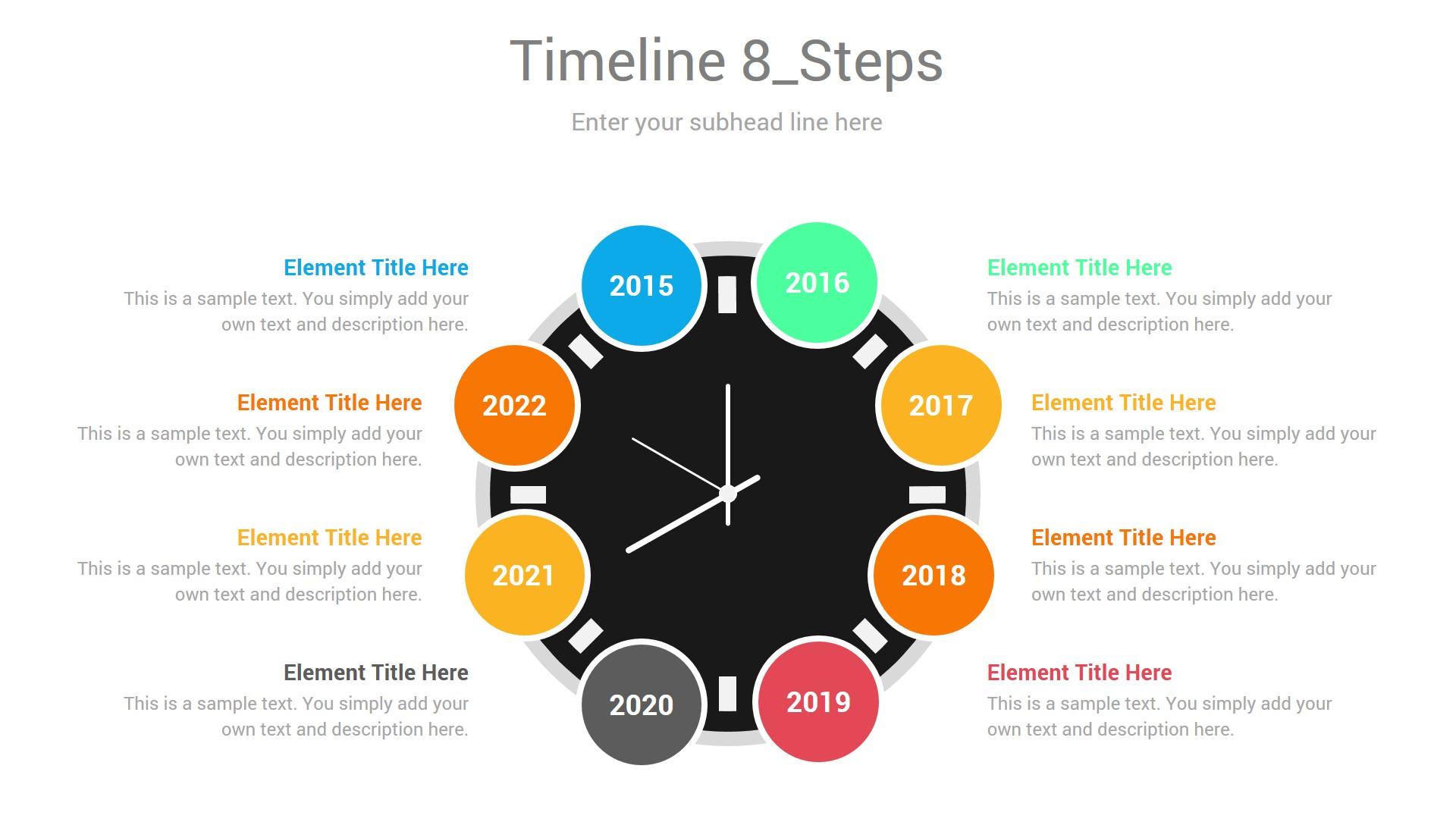Timeline Analysis Infographic