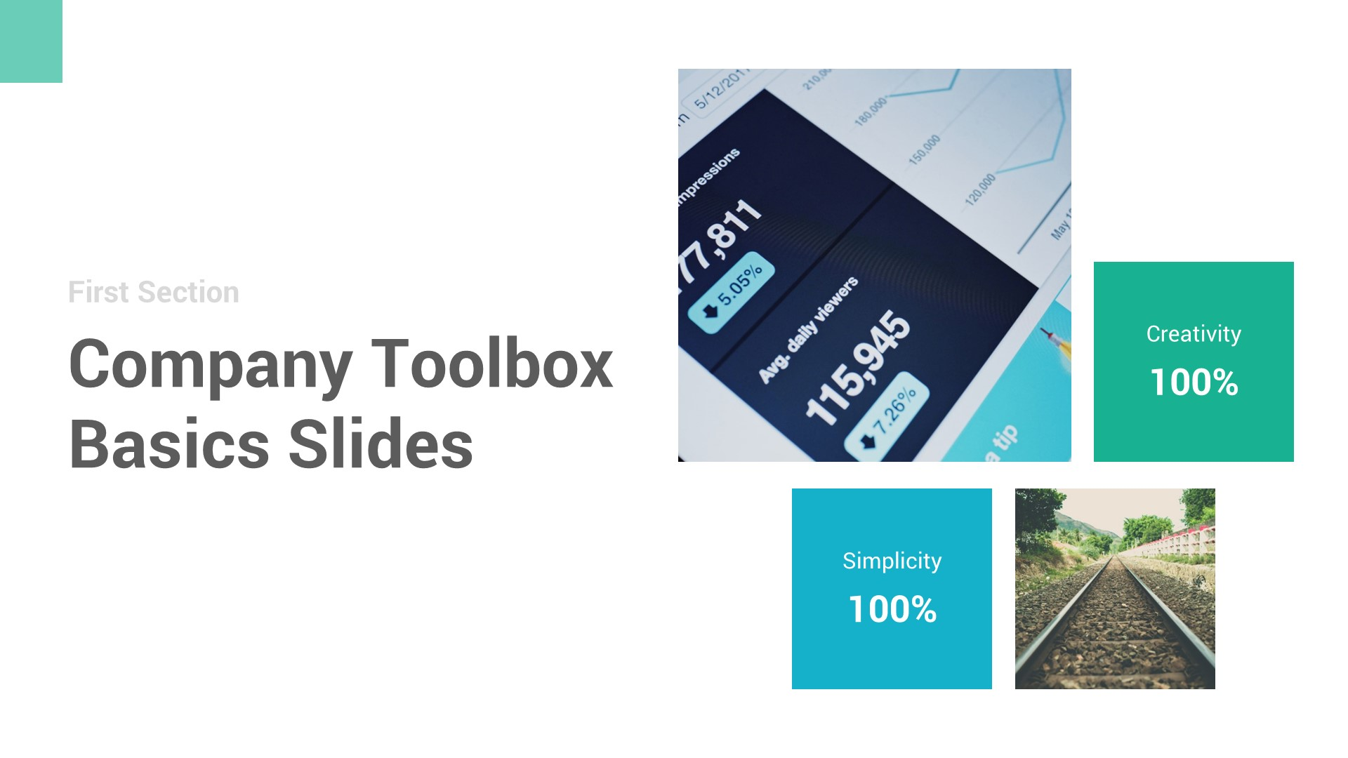 Company Toolbox PowerPoint Presentation Template