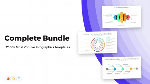 2300 Most Popular PowerPoint Infographics Templates