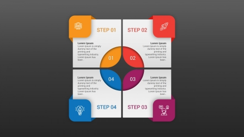 Best Business Infographics Design For PowerPoint Presentation