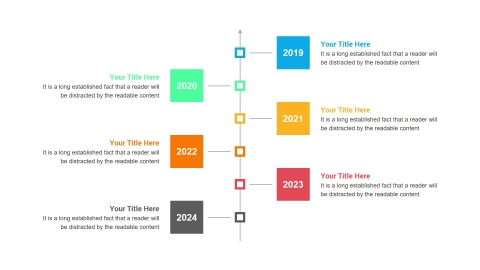 Best Timeline PowerPoint Infographics Template