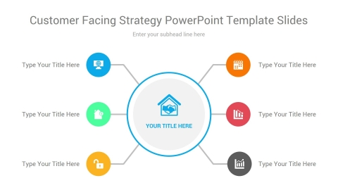 Customer Facing Strategy PowerPoint Template Slides