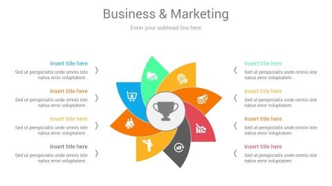 Marketing Predictive Analytics PowerPoint Example