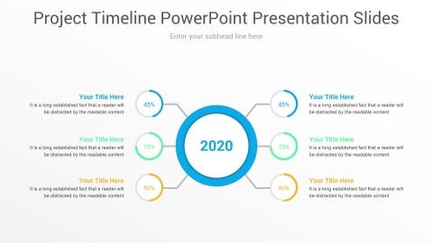 Project Timeline PowerPoint Presentation Slides