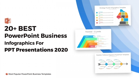 20+ Best PowerPoint Business Infographics for PPT presentations 2020