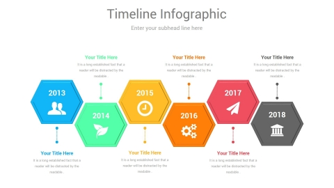 Construction Timeline Presentation Template