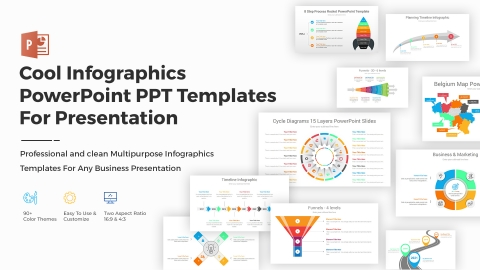 35+ Cool Infographics PowerPoint PPT Presentation Templates