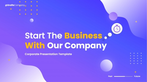 Draifa Corporate Powerpoint Template