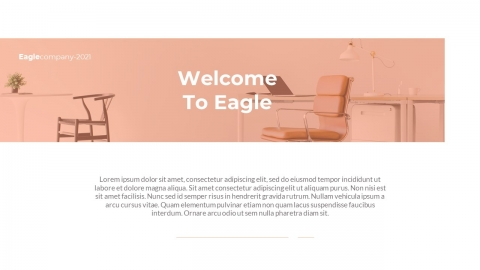 Eagle Corporate PowerPoint Template