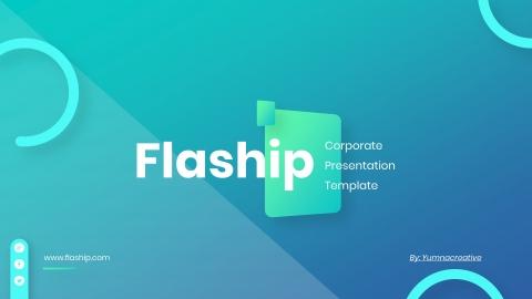 Flaship Corporate Powerpoint Templates