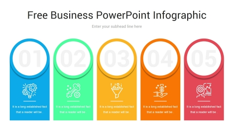 Free Business PowerPoint Infographics