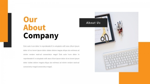 Investore Business PowerPoint Template