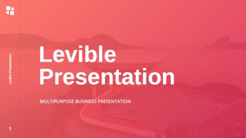 Levible Multipurpose PowerPoint Template