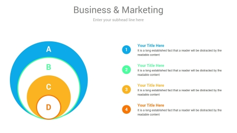 PowerPoint Templates Onion Diagram Venn Designs