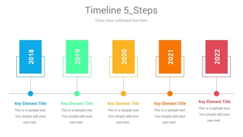 Timeline Analysis PowerPoint Template