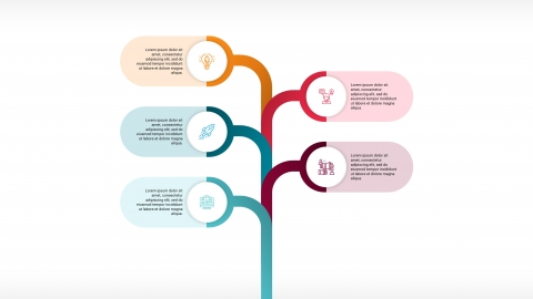 Tree PowerPoint Diagram Template - Free Download