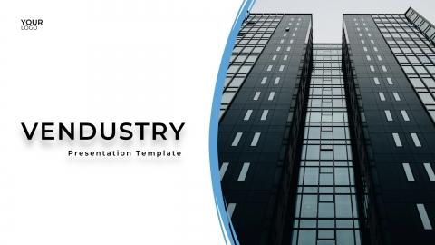 Vendustry Creative Business PowerPoint Template
